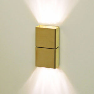 Светильник для хамама Cariitti SX SQ, золото