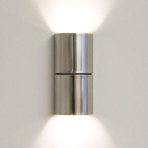 Светильник для хамама Cariitti SX, нержавеющая сталь