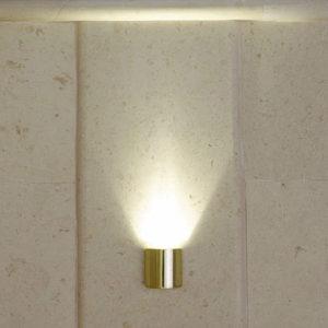 Светильник для хамама Cariitti SY, золото