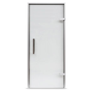 Дверь EOS для сауны прозрачное стекло