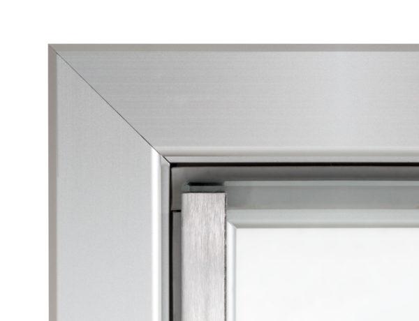 Двери EOS серебро (1)