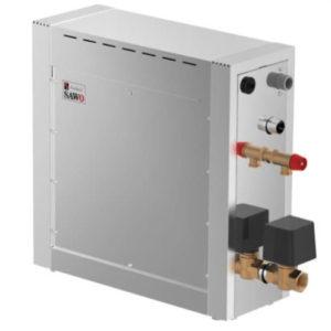 Парогенератор для хамама Sawo STN-120-1/3-DFP-X. 12,0 кВт