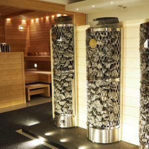 Печь для сауны Wall IKI 6 кВт
