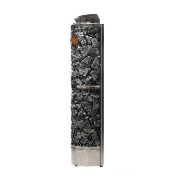 Печь для сауны IKI пристенная Wall IKI 7,6 кВт (140 кг камней)