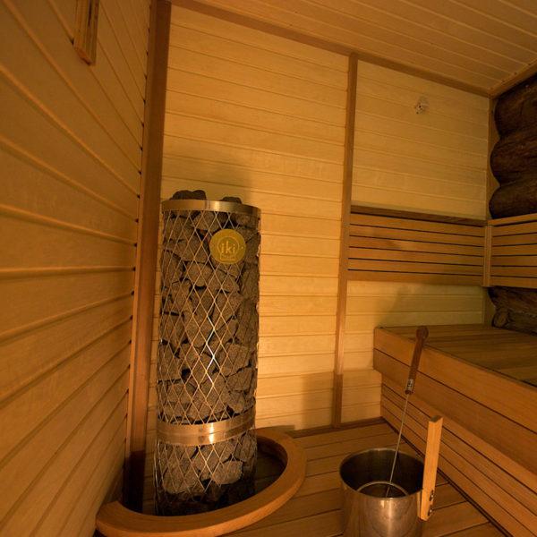 Печь для сауны IKI Pillar 6 кВт