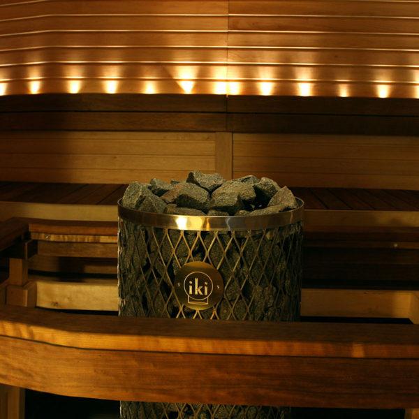 Печь для сауны Pillar IKI 15 кВт