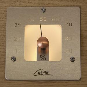 Термометр Cariitti SQ, нержавеющая сталь