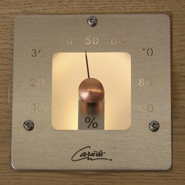 Термометр Cariitti SQ нержавеющая сталь