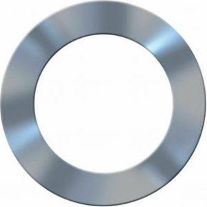Фланец для встраивания, нержавеющая сталь, 600