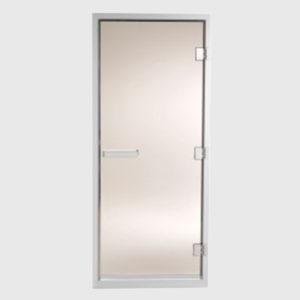 Дверь для хамама Tylo 60G, стекло бронза