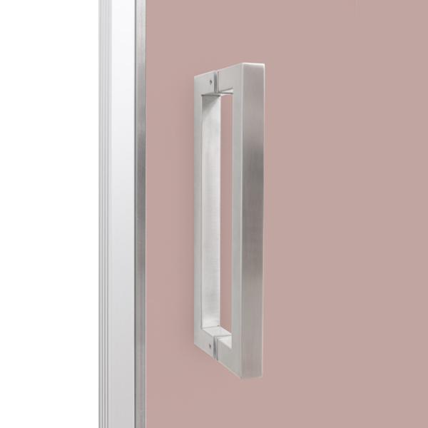 Дверь EOS для Хамама или Сауны стекло бронза