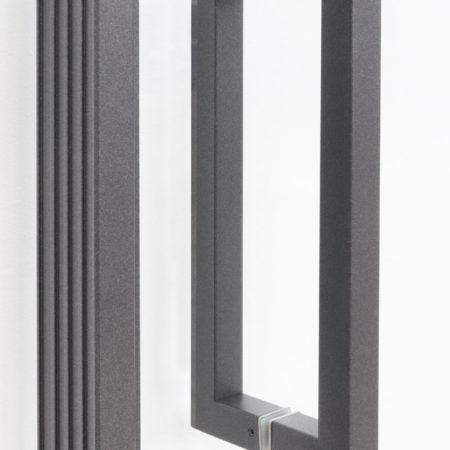 Дверь EOS для хамама стекло матовое