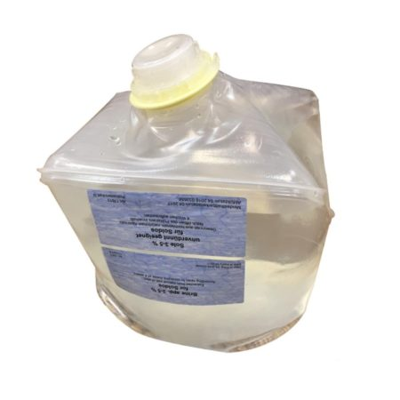 Стерильный соляной раствор для Slodos