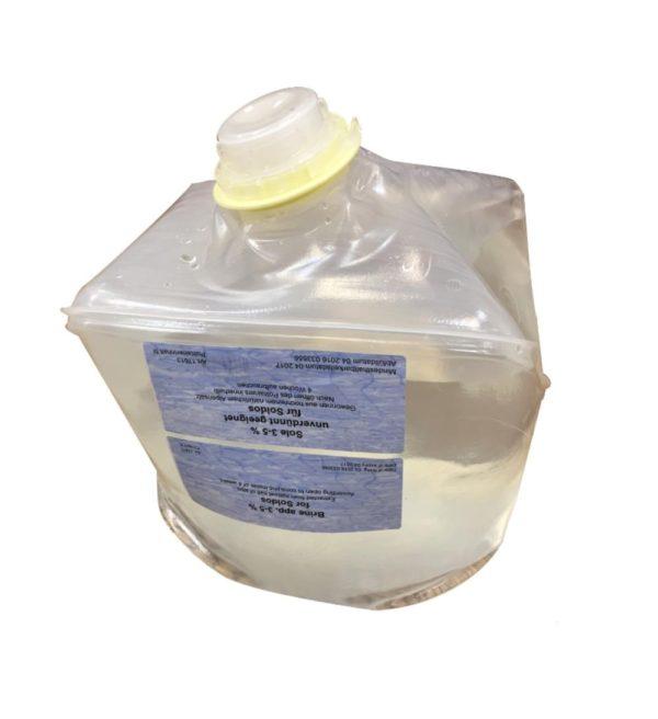 Стерильный соляной раствор для Slodos SL Soldos SL V3