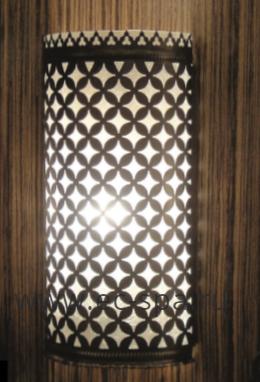 Восточный светильник в хамам модель W-071В