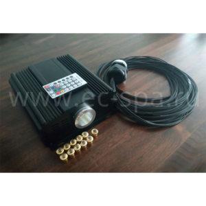 Комплект оптоволоконного освещения для сауны MLP50W-21