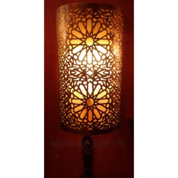 Марокканский светильник в хамам модель MD-1010