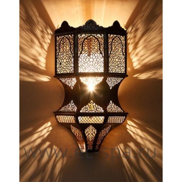 Марокканский светильник для хамама 165 Butterfly