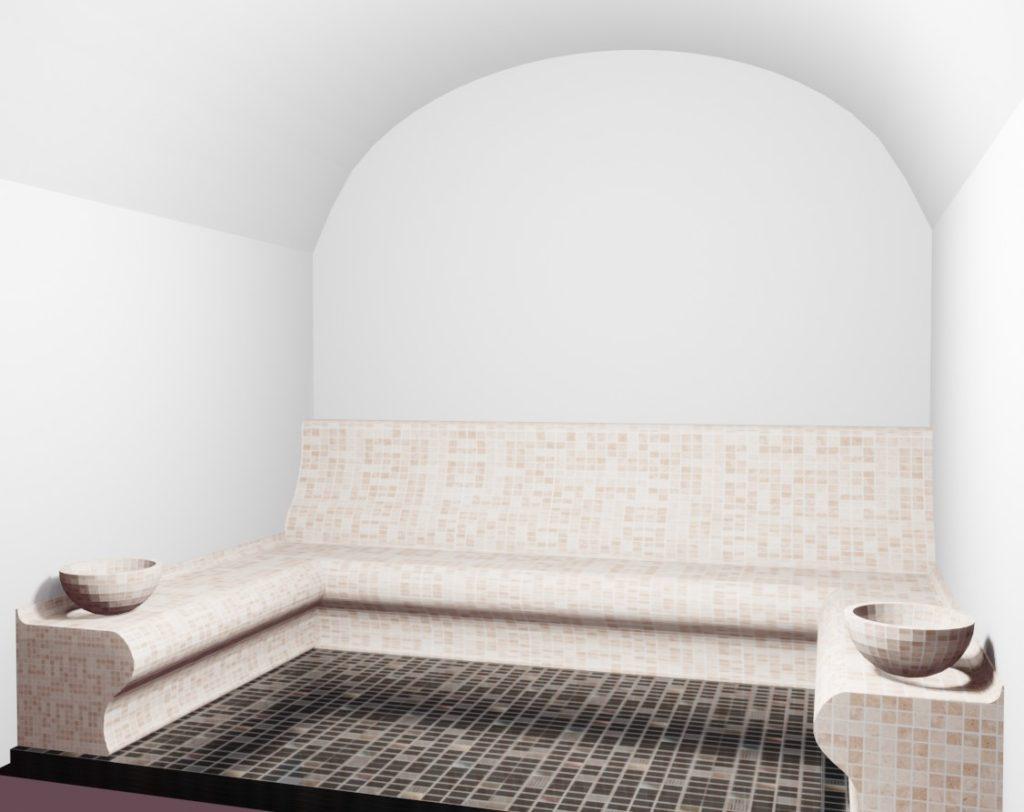 Проект турецкой бани 15