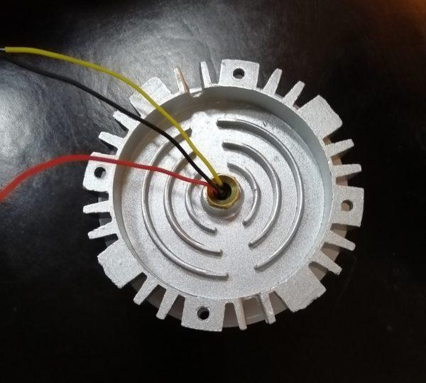 Светодиодный светильник для хамама