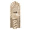Арка мраморная AM113 для курны в хамам