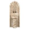 Арка мраморная AM117 для курны в хамам