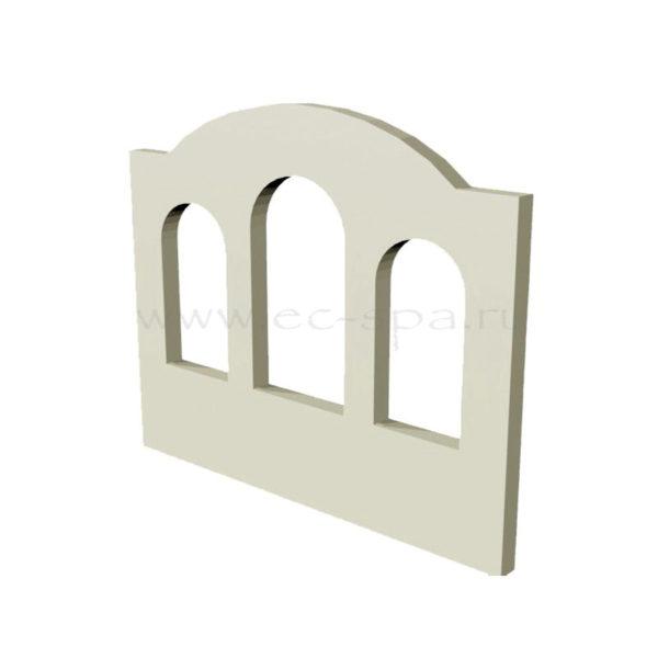Декор для стен в хамам. Вариант 01