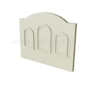 Декор для стен в хамам. Вариант 2