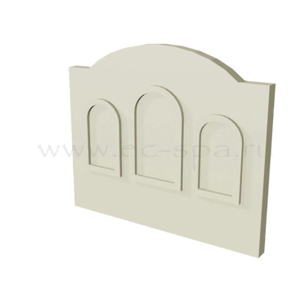 Декор для стен в хамам. Вариант 02