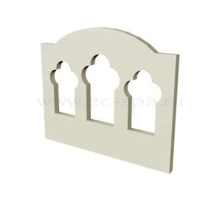 Декор для стен в хамам. Вариант 3