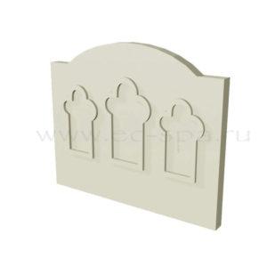Декор для стен в хамам. Вариант 4