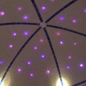 Комплект «Звездное небо» VPL30CT – CEP100, 100 волокон, калейдоскоп