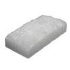 Белый кирпич с натуральной стороной 200 х 100 х 50 из гималайской соли