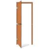 Дверь для сауны SAWO 730-3SGD-L 719