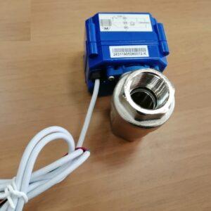 Клапан автоматической очистки парогенератора Helo Steam